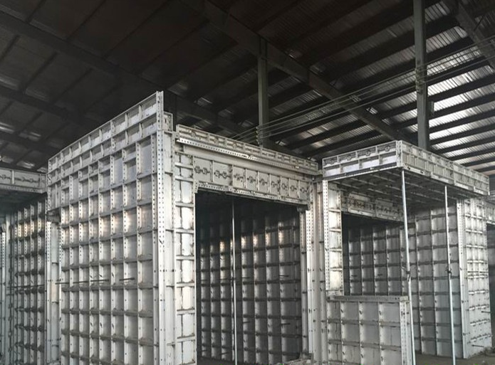 high hardness and good strength TOP sell Aluminium concrete forms