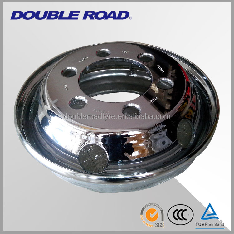 18 Inch Truck Steel Wheel Rim 7.50-20 Alloy