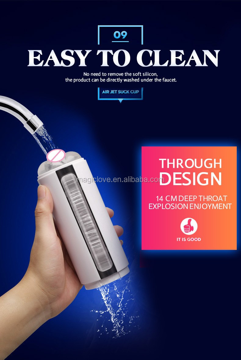 Intelligent Male Automatic Masturbator Sex Machine, Vaginal Electric Male Hands Free Masturbator,Sex Toys For Men Sex Products