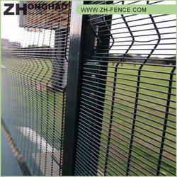 Trellis&Gates Type Galvanized 358 Prison Security Fence