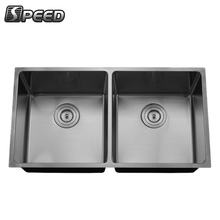 Metal type and inox material washing basin/farm house double kitchen sink