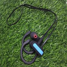 Shenzhen Most Popular Products Earphone Neck Strap Newest Mini Lightweight Stereo Headphone
