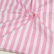 Hospital satin stripe textile 100% cotton bedding fabric