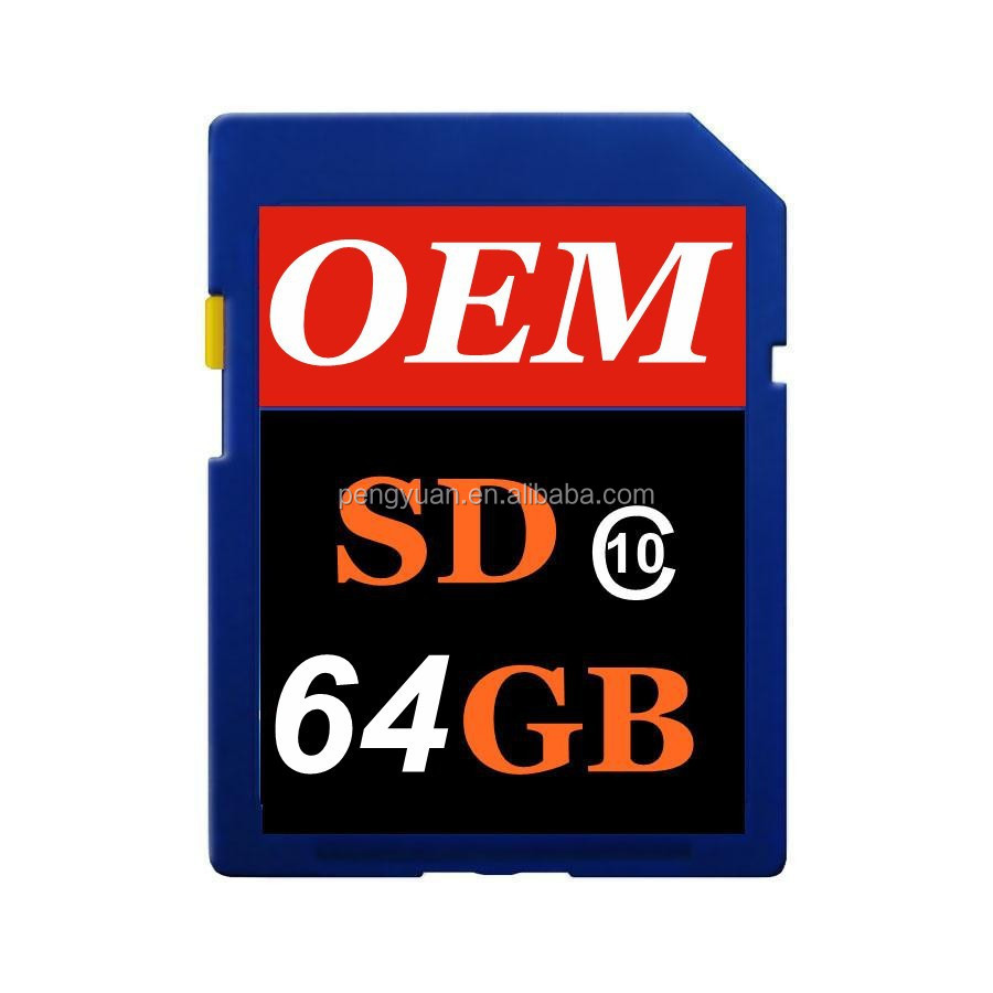 Hot sale made in china USB 3.0 SD memory card Class 10