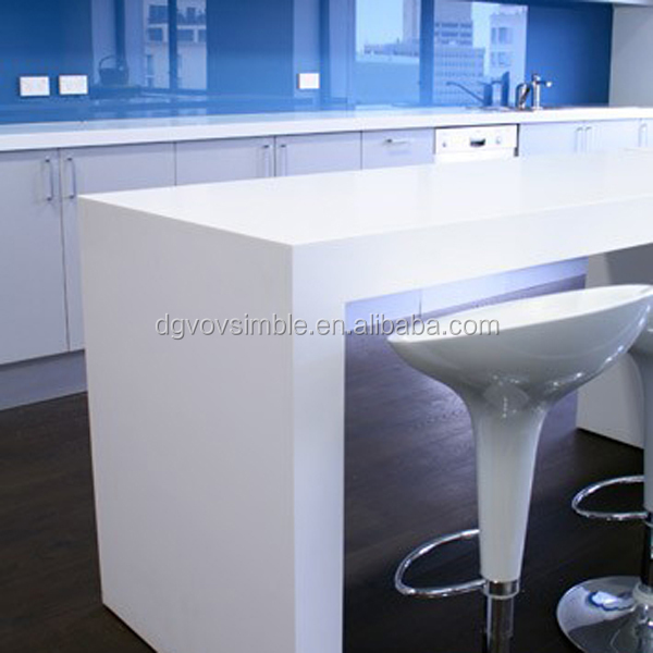 Prefabricated Solid Surface Countertop With Cheap Price