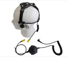 VOX Walkie Talkie Helmet Skull Headset for 2 way radio