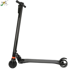 New Shock Absorber Carbon Fiber Long Range Foldable electric scooter for adults