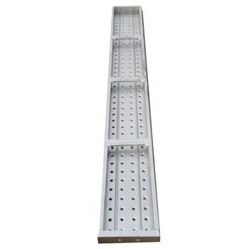 Galvanized Construct Metal Scaffold Walk Board For Sale