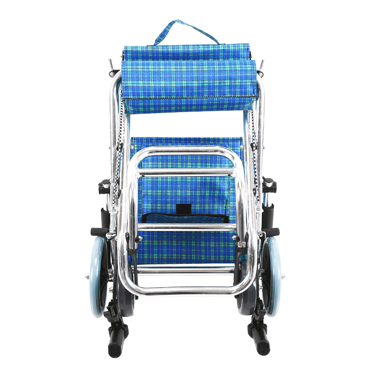 Foldable light weight travel wheelchair for airplane  8.jpg