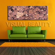Modern Desert Canvas Painting for Indoor Deoration