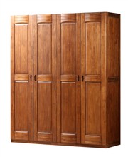 Modern design rubber wood wardrobe with Quality Assurance