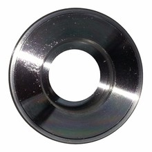 Precision CNC Lathe Machining SS400 Steel Plate Seal Parts