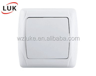 Wholesale European wall switch socket viko design good plastic material Viko Model switch