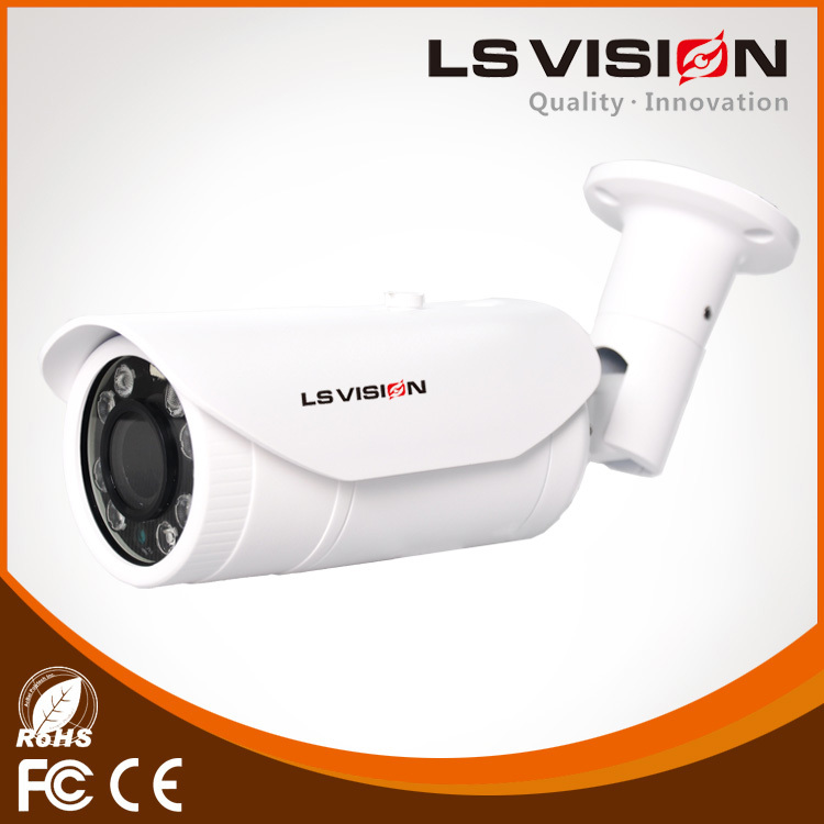LS VISION High Quality Waterproof IP66 CCTV Surveillance Security Camera TVI 1080P 3MP HD CCTV Camera Support OSD menu control