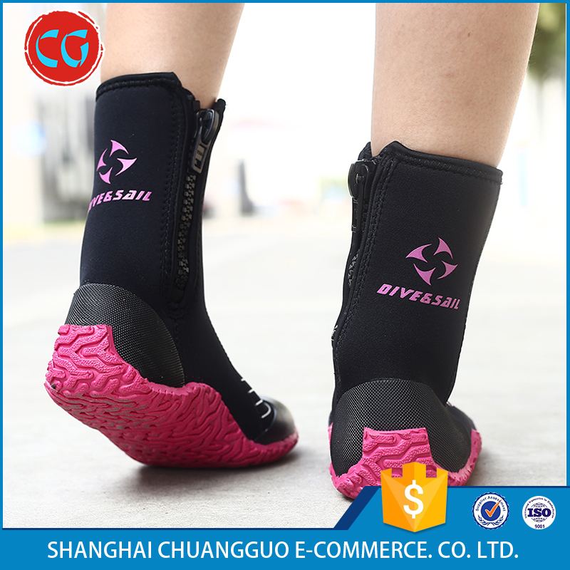 Design Your Own Keep Warm Compressive Scuba Boots