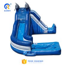 Ourdoor playground giant inflatable water slide for adult, funny commercial inflatable slide for sale