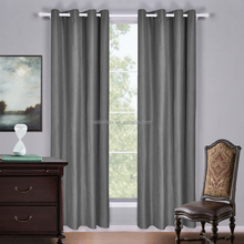 wholesale window Curtain polyester curtainfor living room hotel blackout curtain