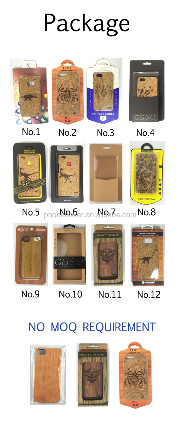 wooden cell phone case