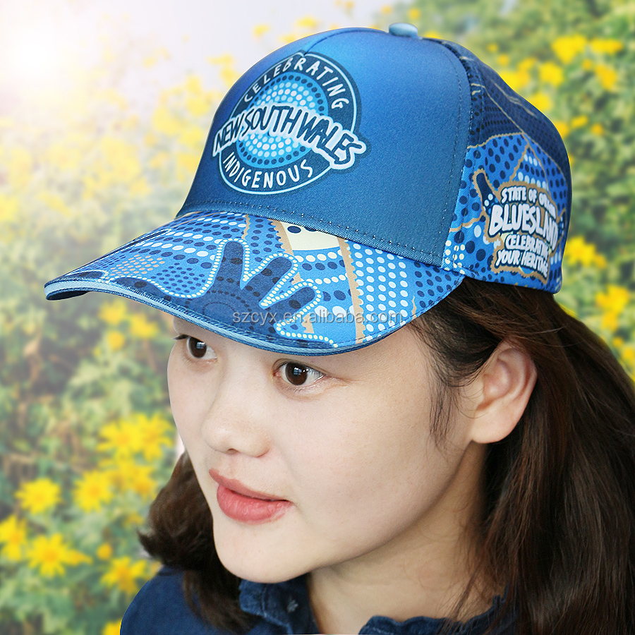 Hot Sales Custom Design Cycling Baseball Caps Hats Shenzhen China
