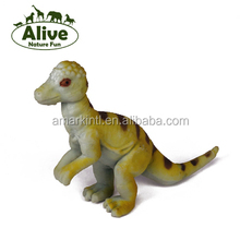 Stretch Dinosaur TPR plastic animals squishy OEM OBM factory promotion squishy animal toys