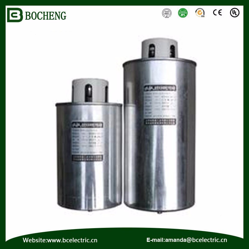 Factory Price CE ROHS modular bathroom units Low Voltage Kvar aluminum MJ(Y) series of low voltage capacitor Power Usage