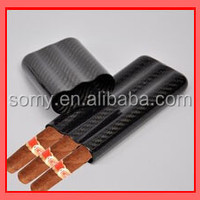 Carbon Fiber Cigar Humidors Tubes Keep