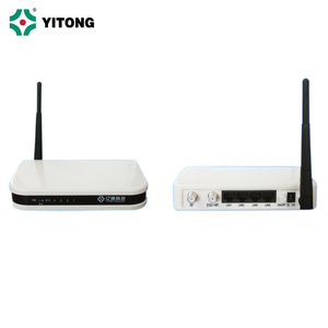 WIFI EOC Slave of INT7411 Chipset with 4 data port of 10/100Mbps