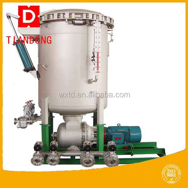 Hot sale yarn dyeing machine for fiber dyeing processing