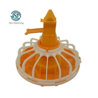 Poultry farming equipment automatic feeder for broiler