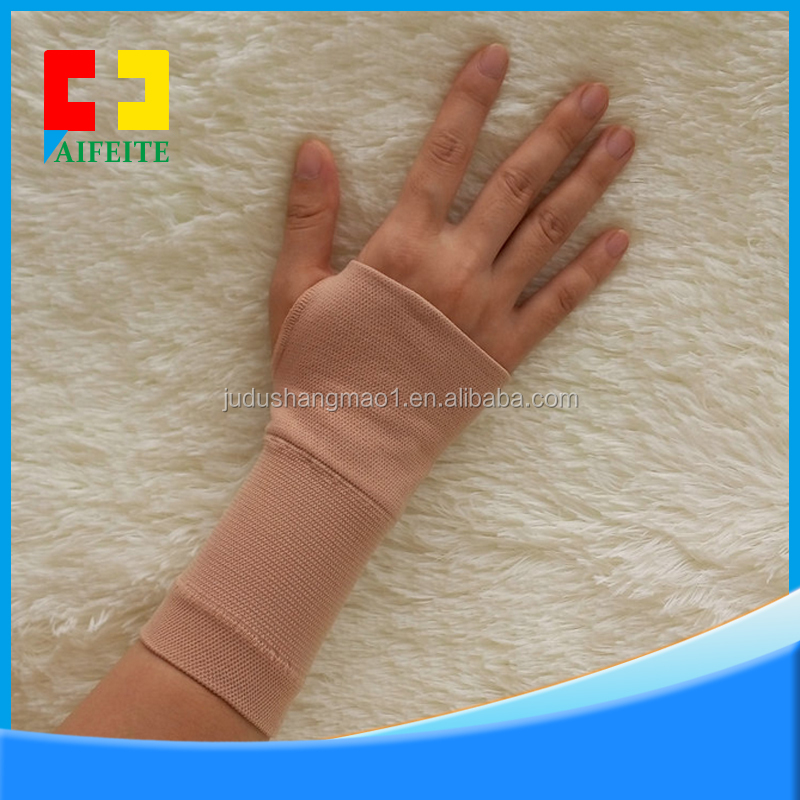 promotional new elastic wrist support wrist pads sports wrist protector
