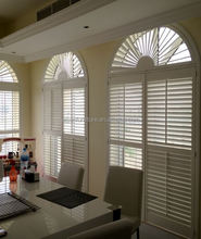 Plantation Shutters From China_Exterior Aluminum Shutters with Powder coater profile and 10 Years