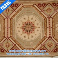 chinese aubusson wool rugs (yt-8023)