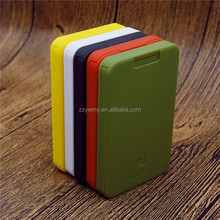 Slim Travel Security Wallet with RFID Blocking Protection