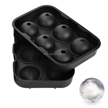 Healthy silicone whiskey ice ball Mold Maker