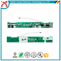 Laptop battery charging protect circuit pcb boards