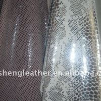 Glazed Pig Upper Leather