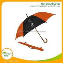 lady golf best sell straight rain umbrella