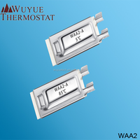 Low temperature protect creep action WAA2 bimetal switch