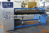 High quality Suppliers Atape Industry AT-806D double-sided adhesive tape rewinding machine