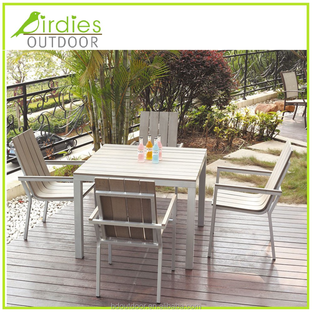 High quality outdoor patio furniture good price restaurant furniture