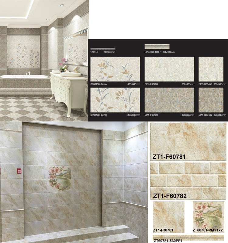 Ceramic kitchen wall tile bathroom wall tile