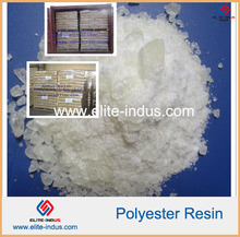 Powder Coating Raw Materials Transparent Solid Polyester Resin Products
