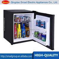 New model high quality auto-defrost no noise mini refrigerator