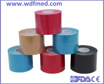 Medical Adhesive Tape Cotton Kinesiology Tape