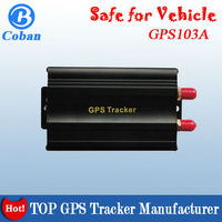 Price Advantaged Professional Manufacture Realtime Fleet TK103 Coban GPS Tracker