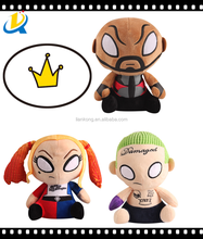 claw machine 20cm suicide squad plush toy