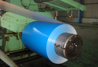 0.19 x 0.8mm Prepainted Galvanized Steel Sheet-Coil