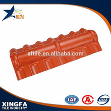 Environmental protection natural forst resistent decorative corner roof ridge tiles