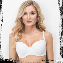 Classic Design High Quality Big Cup Girl Extra Large Spandex Fabric Ultra Thin Bra