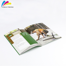 high quality art paper custom cheap booklet brochure printing companies